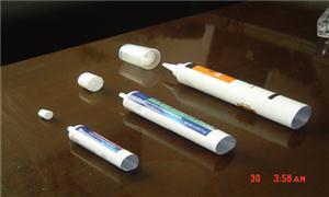 胶水包装软管
