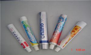 铝塑复合牙膏软管