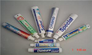 铝塑牙膏包装软管