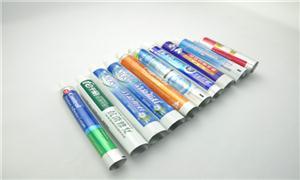 牙膏包装软膏