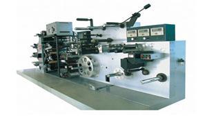 多色高速轮转印刷机