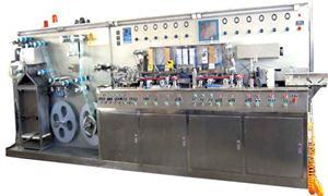 铝塑复合软管拉管机