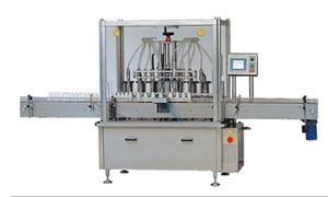 直线式液体灌装机