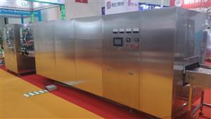 GMH型高温灭菌热风循环隧道烘箱