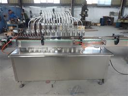 KGF-B型大剂量直线式灌装机