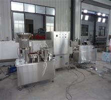 XHKG-Ⅰ型口服液中速洗烘灌机组